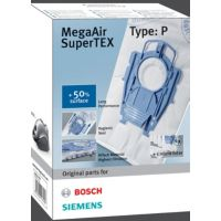 Sac aspirateur SIEMENS BBZ41FP MegaAir SuperTEX