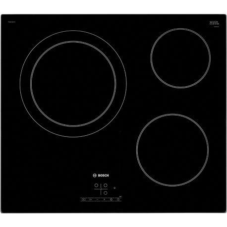 Table cuisson vitrocéramique BOSCH PKK631B17E  SERIE 4