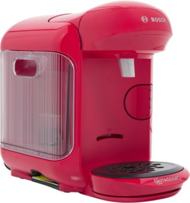 bosch tassimo vivy 2 tas1401 rose tassimo boulanger. Black Bedroom Furniture Sets. Home Design Ideas