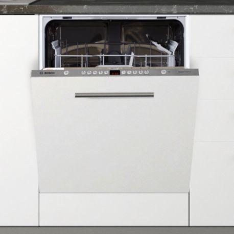 lave vaisselle tout int grable 60cm bosch smv45gx02e. Black Bedroom Furniture Sets. Home Design Ideas