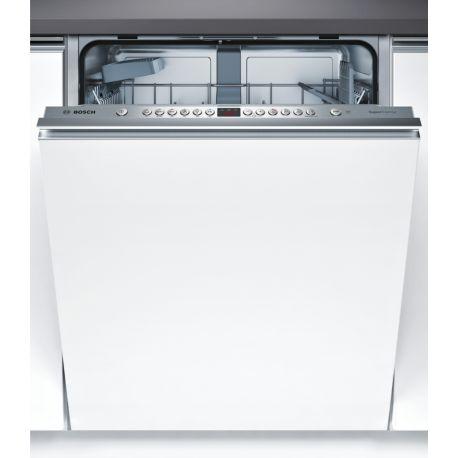 Lave vaisselle tout-intégrable 60cm BOSCH SMV46AX04E  SERIE 4