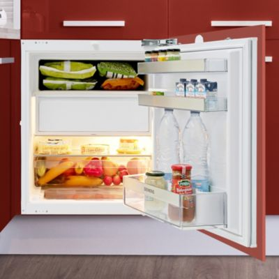 Réfrigérateur intégrable sous plan Siemens KU15LA65