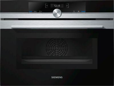 Micro ondes encastrable Siemens CM633GBS1