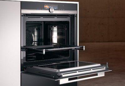 Siemens iq700 hm676g0w1f four encastrable boulanger for Peut utiliser four sans vitre interieure