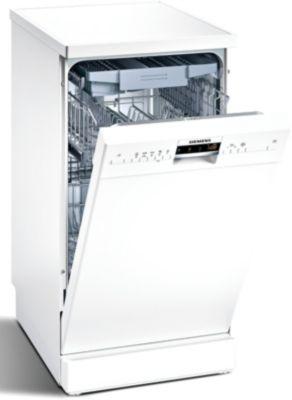 siemens sr25m282eu lave vaisselle 45 cm boulanger. Black Bedroom Furniture Sets. Home Design Ideas