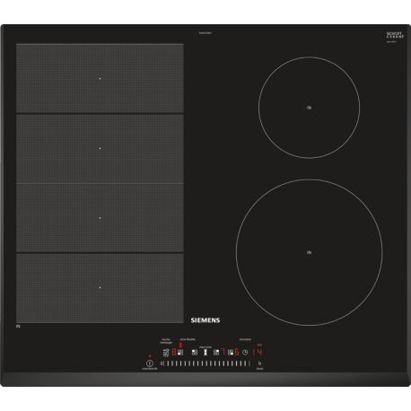 Table cuisson induction SIEMENS EX651FEB1F  IQ700