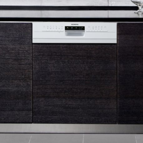 lave vaisselle int grable 60cm siemens sn536w03me. Black Bedroom Furniture Sets. Home Design Ideas