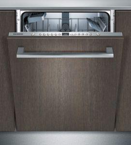 Lave vaisselle tout intégrable 60 cm Siemens SN636X02IE
