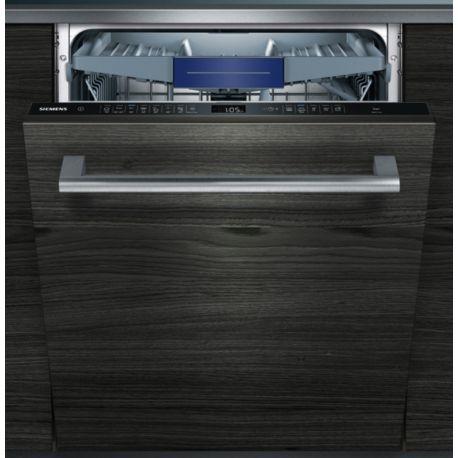 lave vaisselle tout int grable 60cm siemens sn658x02me. Black Bedroom Furniture Sets. Home Design Ideas