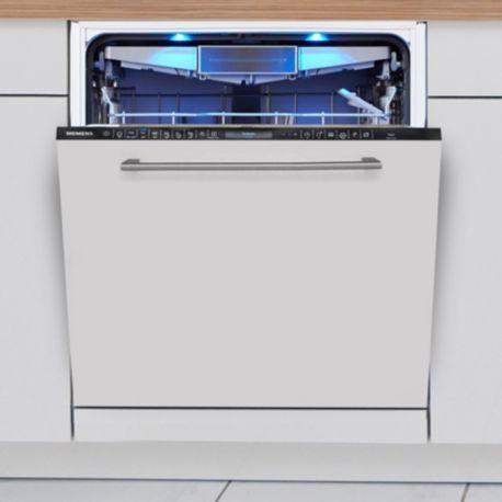 lave vaisselle tout int grable 60cm siemens sn658x26te home connect. Black Bedroom Furniture Sets. Home Design Ideas