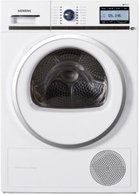 siemens wt47y8h2ff s che linge condensation boulanger. Black Bedroom Furniture Sets. Home Design Ideas