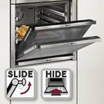 Neff EX BCSNO Four Encastrable Boulanger - Four encastrable porte escamotable