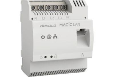 Boitier DEVOLO Magic 2 LAN DINrail 8528
