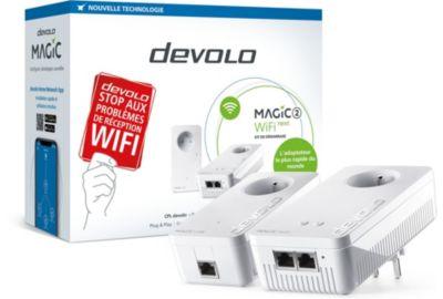 CPL Duo DEVOLO Magic 2 WIFI NEXT- 2 adap