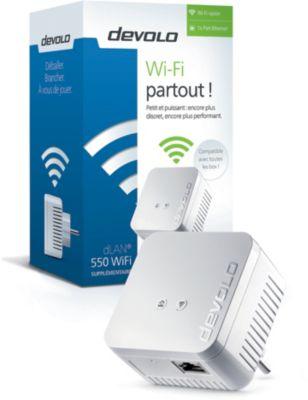CPL Wifi Devolo dLAN Wifi 550