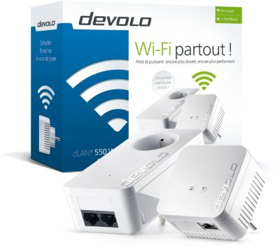 Cpl Devolo dlan 550 wifi