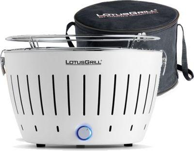 barbecue charbon de bois lotus grill blanc 34 cm boulanger. Black Bedroom Furniture Sets. Home Design Ideas
