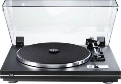 Platine vinyle Dual CS455 EV ARGENT