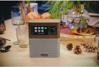 Radio SONORO sonoroSTREAM érable/argent
