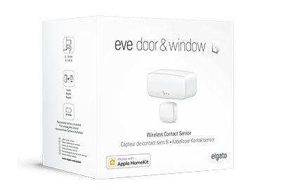 Détecteur ELGATO Détecteur d'ouverture EVE Door & Window