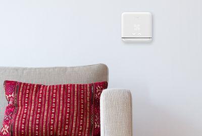 thermostat tado climatisation intelligente connect e boulanger. Black Bedroom Furniture Sets. Home Design Ideas