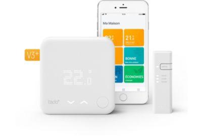 Thermostat TADO pour chaudière et PAC -Kit démarrage V3+