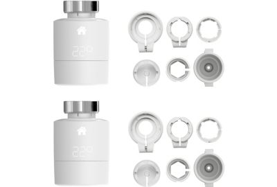 Thermostat TADO Tetes thermostatiques intelligentes-Duo