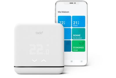 Thermostat TADO Intelligent pour climatisation V3+