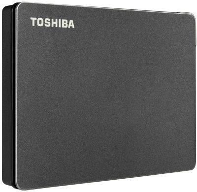 Disque dur externe Toshiba Canvio GAMING 2To Noir