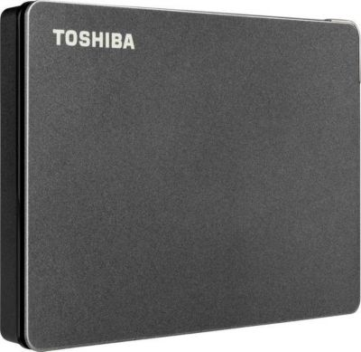 Disque dur externe Toshiba Canvio GAMING 4To Noir