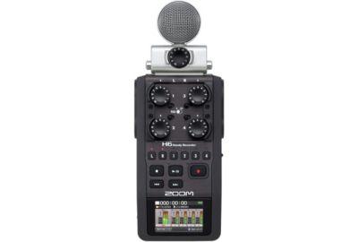 Enregistreur ZOOM H6
