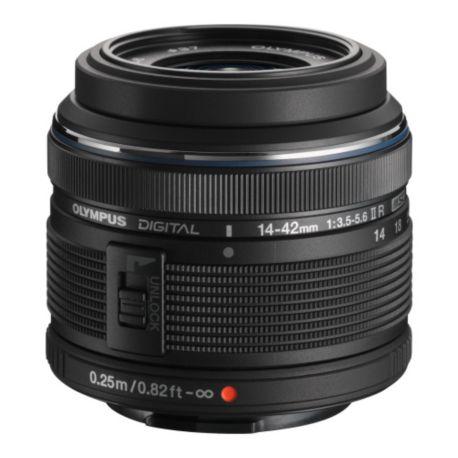 Objectif OLYMPUS Digital ED 14-42mm II R 1:3.5-5.6 Noir