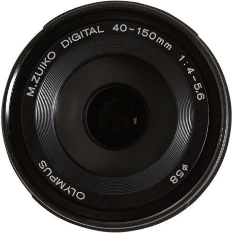 Objectif OLYMPUS 40-150mm R f/4.0-5.6 noir M.Zuiko