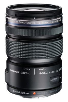 Objectif Olympus Digital ED 12-50mm 1:3.5-6.3 Noir