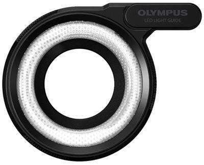 Guide de lumière Olympus Bague LG-1