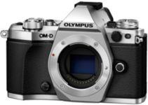 APN OLYMPUS OM-D E-M5 Mark II Nu argent
