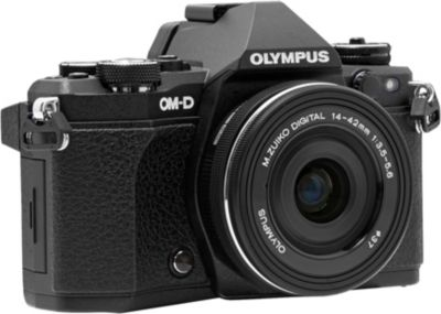 Appareil photo Hybride Olympus OM-D E-M5 Mark II Noir + 14-42mm EZ