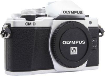 Appareil photo Hybride Olympus OM-D E-M10 Mark II Nu Silver
