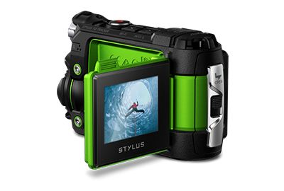 Caméra Sp.Extr. OLYMPUS TG Tracker noire