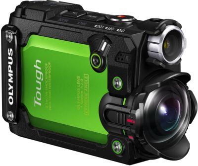 Caméra sport Olympus TG Tracker Vert