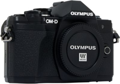 Appareil Photo hybride olympus om-D e-m10 mark iii nu noir