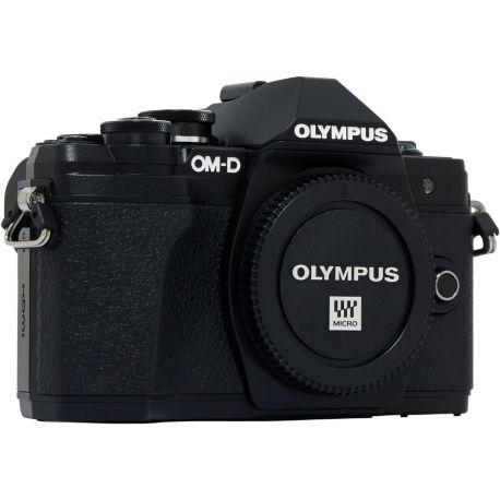 Appareil photo numérique OLYMPUS OM-D E-M10 Mark III Nu Noir