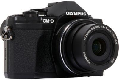 APN OLYMPUS OM-D E-M10 Mark III Nu Noir