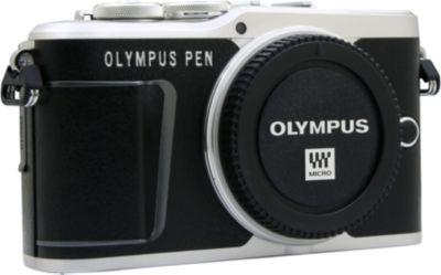 Appareil photo Hybride Olympus Pen E-PL9 Noir Nu