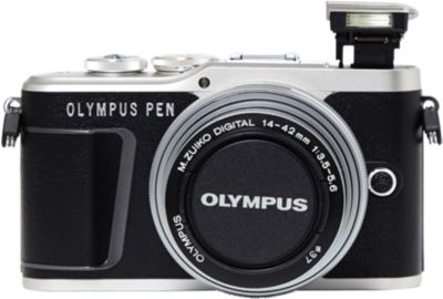 APN OLYMPUS Pen E-PL9 Noir + EZ-M14-42mm