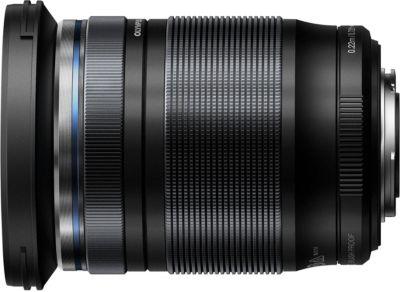 Objectif pour Hybride Olympus 12-200mm F3.5-6.3 noir