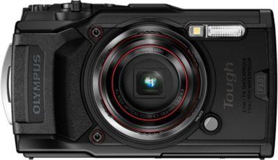 Appareil photo Compact Olympus Tough TG-6 noir