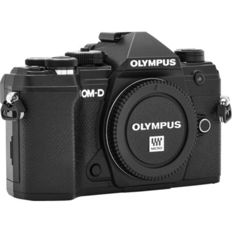 Appareil photo numérique OLYMPUS OM-D E-M5 Mark III Nu Noir