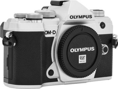 Appareil photo Hybride Olympus OM-D E-M5 Mark III Nu Silver