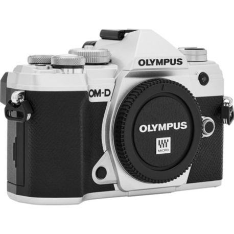 Appareil photo numérique OLYMPUS OM-D E-M5 Mark III Nu Silver